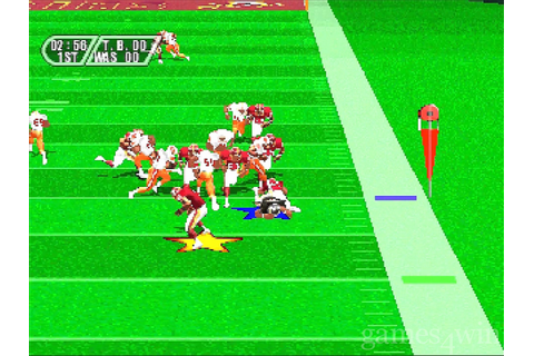 Madden NFL 96 Download on Games4Win