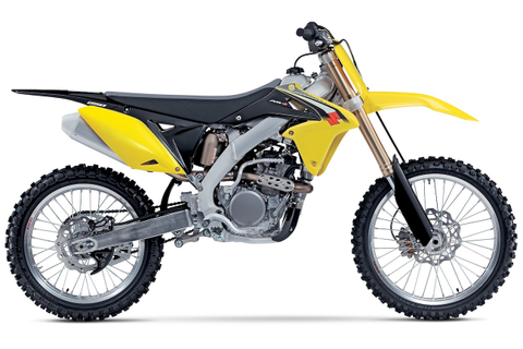 THEY'RE HERE! FIRST LOOK AT THE 2016 SUZUKI RM-Zs ...