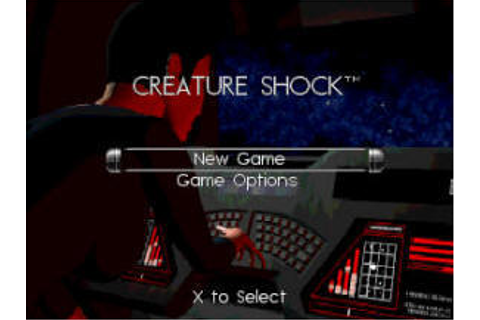 Creature Shock [PSX - Unreleased in USA/EU] - Unseen64