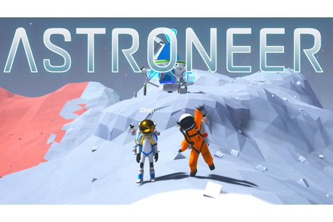 Astroneer - Ep. 12 - Race to the Moon! - Let's Play ...