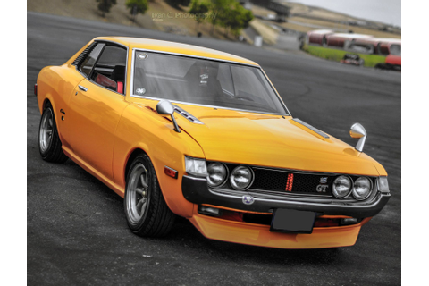 TA22 Celica GT (With images) | Japanese sports cars ...
