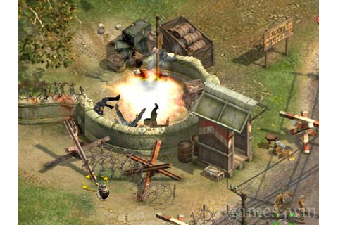 Commandos 2: Men of Courage. Download and Play Commandos 2 ...