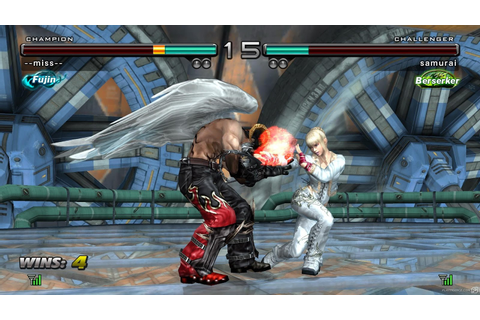 Tekken 5 Dark Resurrection PC Games New Update Link 2015 ...