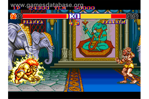 Street Fighter II': Special Champion Edition - NEC PC ...