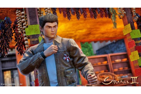 Shenmue III Graphics Will be better than Shenmue II ...