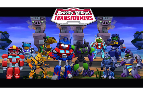 Angry Birds Transformers - All Transformers Unlocked ...