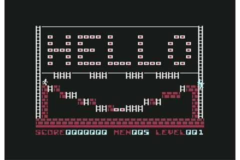 Download Championship Lode Runner (Apple II) - My Abandonware