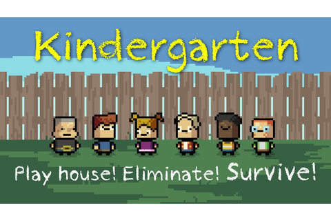 Ep 1 - Kindergarten - Early Access gameplay (Let's play ...