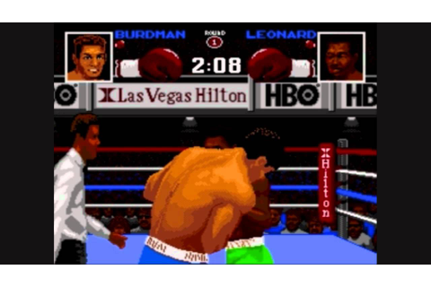 The Best Video Games EVER! - Boxing Legends of the Ring ...