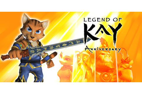 Legend of Kay Anniversary | Wii U | Games | Nintendo