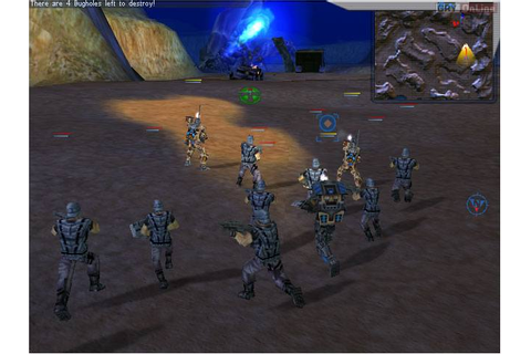 Download Starship Troopers Terran Ascendancy Game ...
