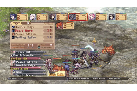 Agarest: Generation of War Zero (Test PC) | N-Gamz.com