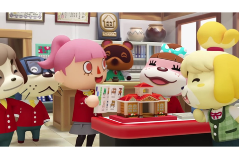 Game Review: ANIMAL CROSSING: HAPPY HOME DESIGNER–Create ...