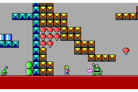 Download Commander Keen 1- Marooned on Mars for free