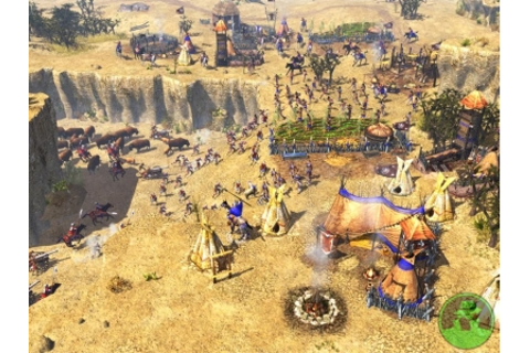GameSpy: Age of Empires III: The WarChiefs - Page 1