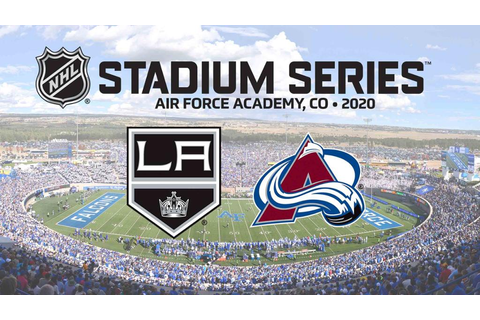 Kings-Avalanche outdoor game set for Air Force venue in ...