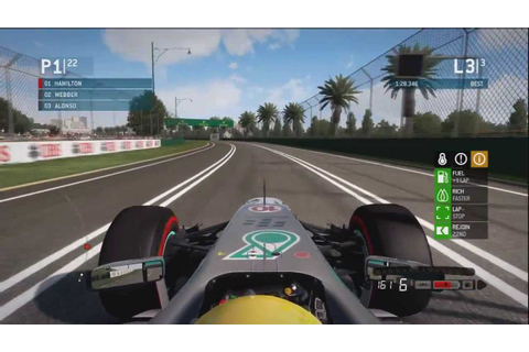 F1 2014 Game Career Mode Ideas - YouTube