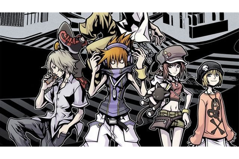 The World Ends With You Switch Release Date Announced ...