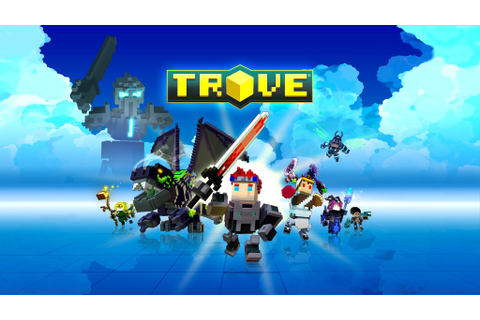Trove review: Minecraft and MMOs collide in this free to ...