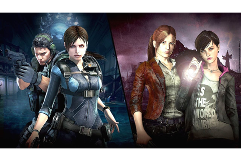 Resident Evil Revelations 1 & 2 Complete Edition All ...