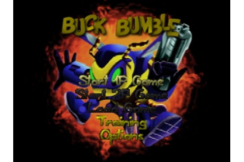Buck Bumble (1998) by Argonaut Games N64 game