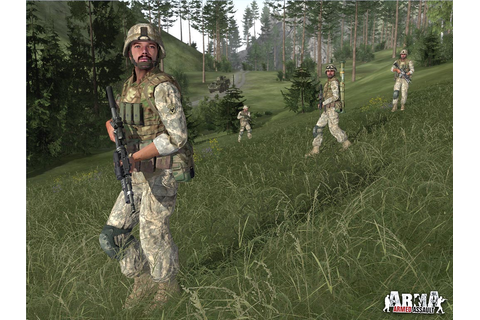 Sthormmy : ArmA - Armed Assault