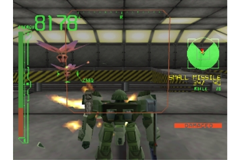 Armored Core - Project Phantasma (J) (v1.0) ISO Download