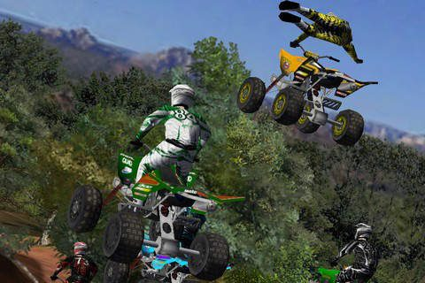 2XL ATV Offroad (2009) by 2XL Games iOS game