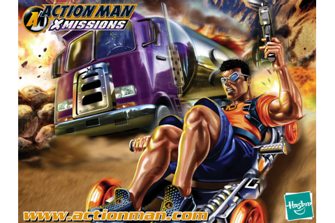 Action Man (2000) at FavoriteToons.com - By Moonbaseone
