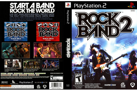 All Computer And Technology: Download Game Ps2 Rock Band 2 ...