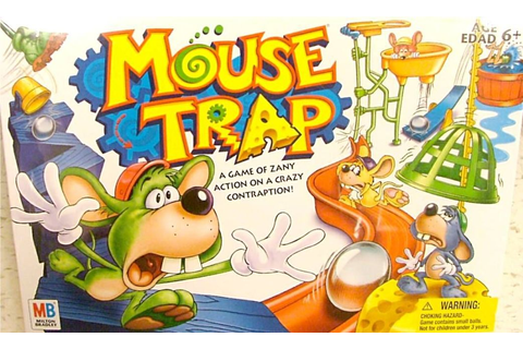 Mouse Trap | Board Game | BoardGameGeek