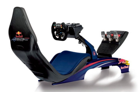 Playseat F1 Red Bull Racing Game Simulator Is Your Ticket ...