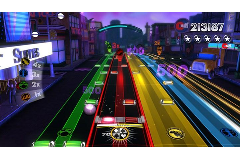 Rock Band Blitz Review - Gaming Nexus