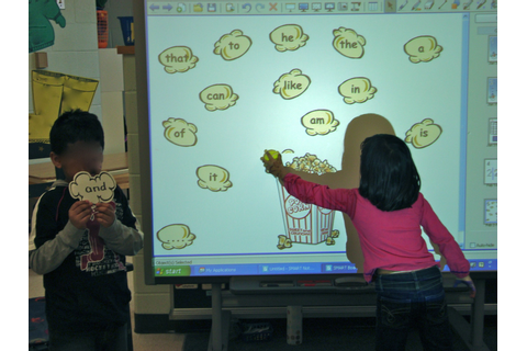 playing with the SMART Board | Smart board activities ...