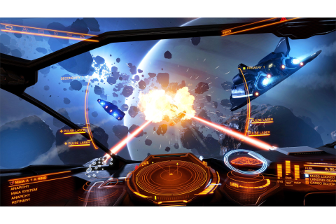 Elite Dangerous on PS4 | Official PlayStation™Store UK