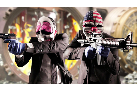 PAYDAY 2 Crimewave Edition (PS4 / Xbox One) - YouTube