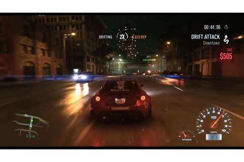 Test : Need For Speed