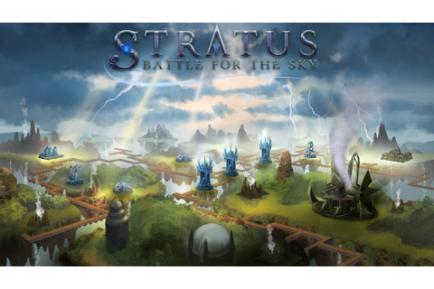 Stratus: Battle for the sky Windows, Mac, Linux game ...