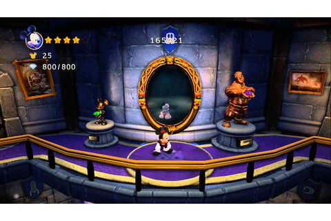 Castle of Illusion Starring Mickey Mouse - All Unlockable ...