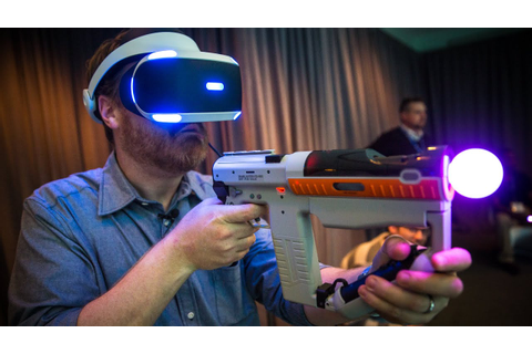 Hands-On: PlayStation Project Morpheus Games at E3 2015 ...