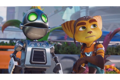 An Impressive Extended Look At Ratchet & Clank: Rift Apart ...