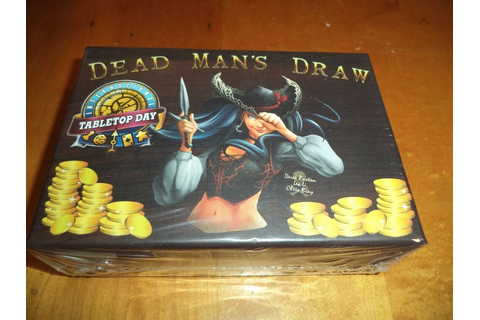 Dead Man's Draw - Board Game - Internation TableTop Day ...