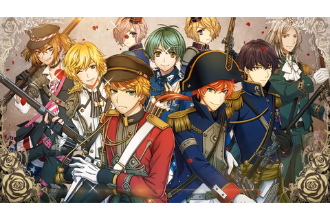 The Thousand Noble Musketeers: l'anime in arrivo a Luglio ...
