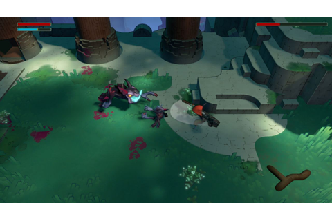 Hob is the latest from Runic Games and it's coming to PC ...