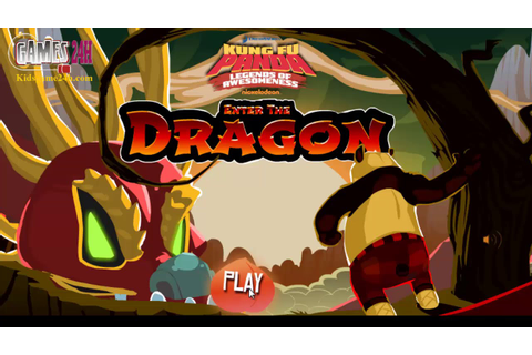 Kung Fu Panda Legends of Awesomeness - Enter The Dragon ...