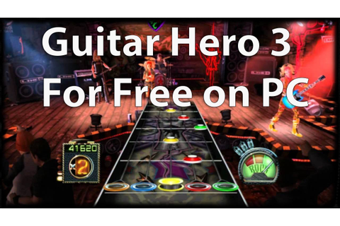 How To Install Guitar Hero 3: Legends of Rock PC 2020 ...