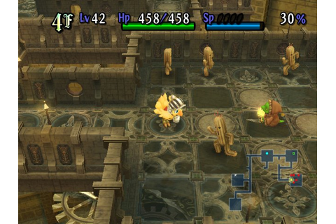 Final Fantasy Fables: Chocobo's Dungeon Review - Wii ...