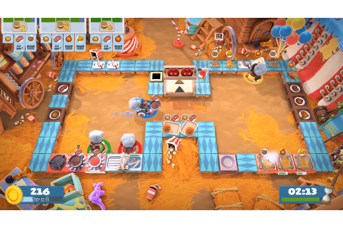 Overcooked! 2 - Carnival of Chaos on Steam