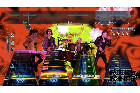 Amazon.com: Rock Band 3 - Xbox 360 (Game): Video Games