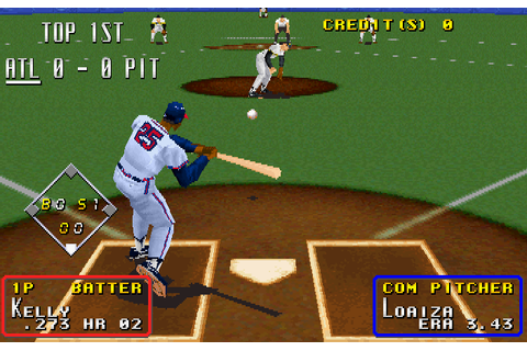 Super Major League (U 960108 V1.000) ROM